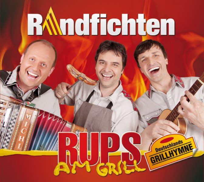 Rups am Grill